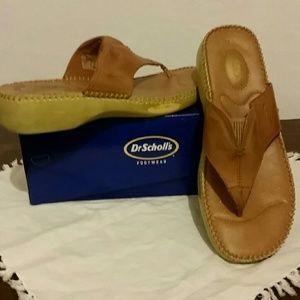 Sandals dr. Scholl's size 8.5